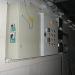 Vezérlő szekrény